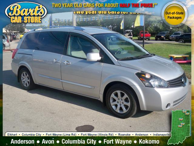 Image 1 of 2008 Nissan Quest SL…