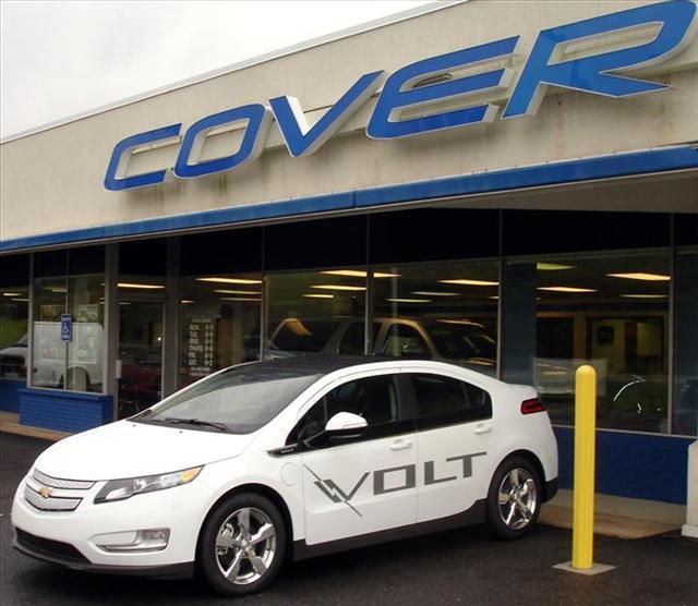 Image 1 of 2012 Chevrolet Volt…