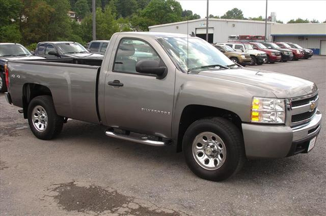 Image 5 of 2009 Chevrolet Silverado…