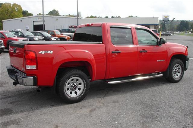 Image 2 of 2007 GMC Sierra SLE…