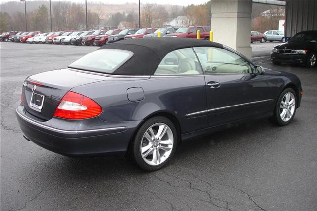 Image 6 of 2008 Mercedes-Benz CLK…