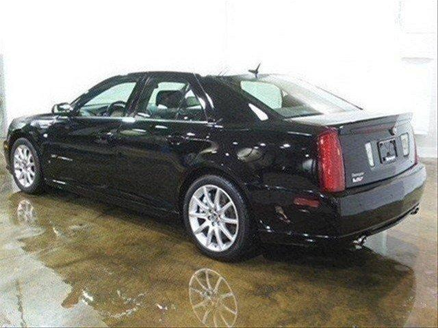used 2008 cadillac sts v for sale 6133 s 27th st. Black Bedroom Furniture Sets. Home Design Ideas
