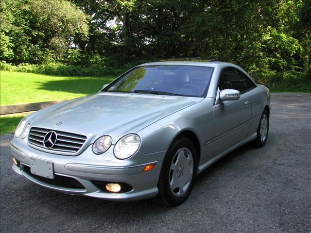 Image 1 of 2003 Mercedes-Benz CL…