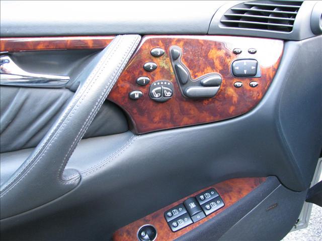 Image 2 of 2003 Mercedes-Benz CL…