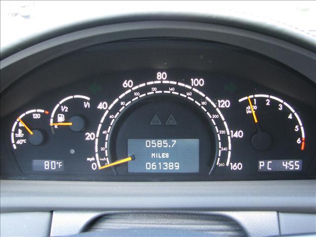 Image 6 of 2003 Mercedes-Benz CL…