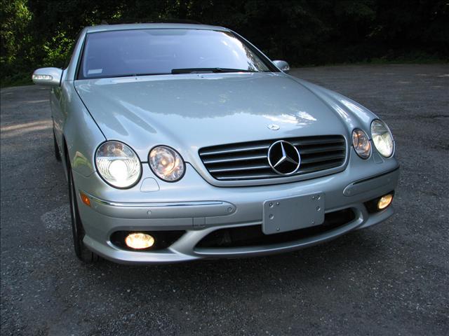 Image 7 of 2003 Mercedes-Benz CL…