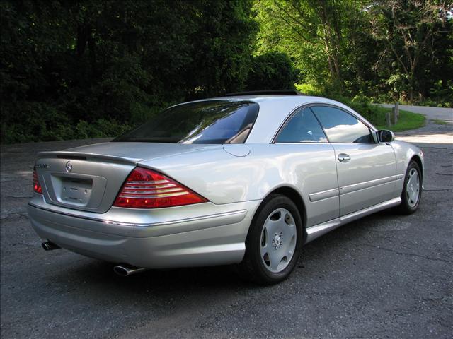 Image 8 of 2003 Mercedes-Benz CL…