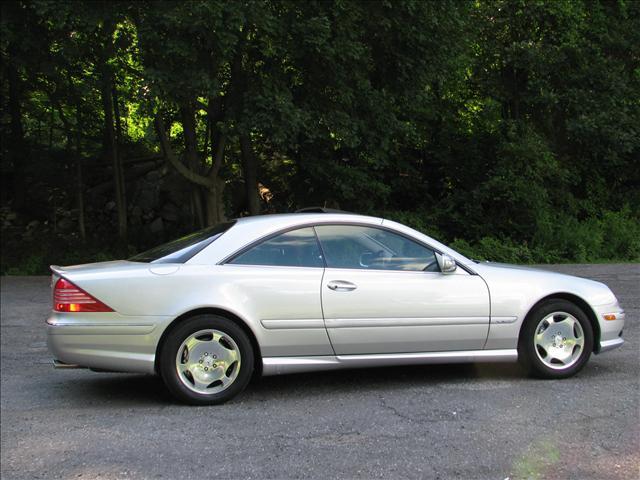 Image 9 of 2003 Mercedes-Benz CL…