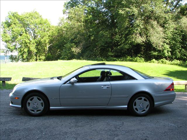 Image 10 of 2003 Mercedes-Benz CL…