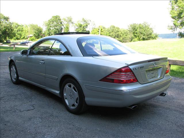 Image 11 of 2003 Mercedes-Benz CL…