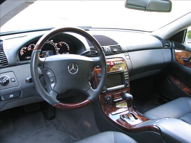 Image 14 of 2003 Mercedes-Benz CL…