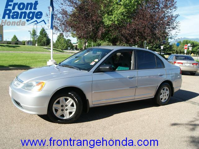 Used 2003 honda civic for sale 1001 s academy blvd for Front range honda colorado springs co