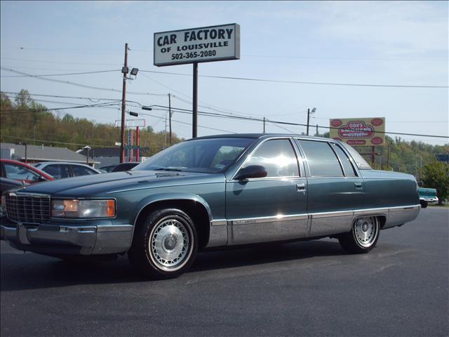 1996 Cadillac Fleetwood Brougham