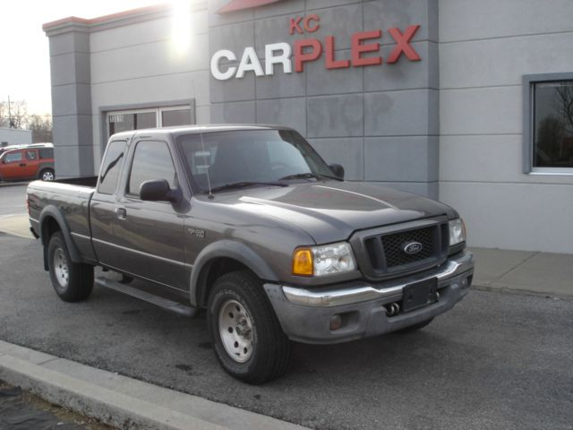 2004 ford ranger mpg v6