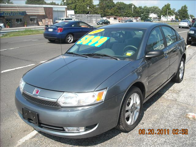 used 2004 saturn ion for sale 100 w sunrise hwy. Black Bedroom Furniture Sets. Home Design Ideas