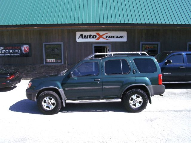 2000 Nissan Xterra