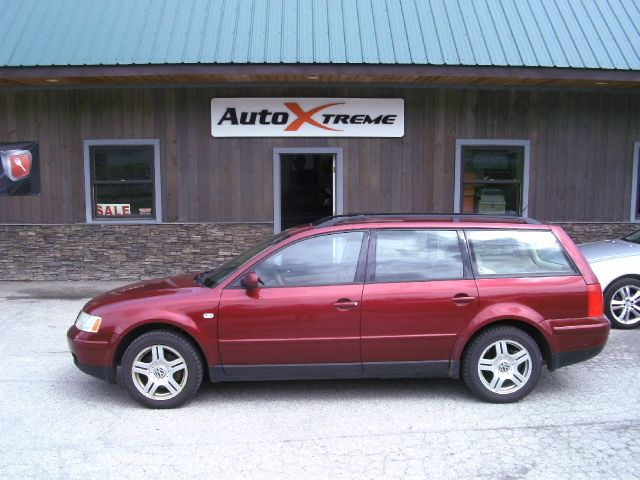 2001 Volkswagen Passat