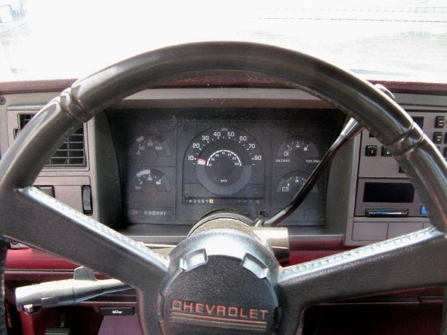 1989 Chevrolet C1500