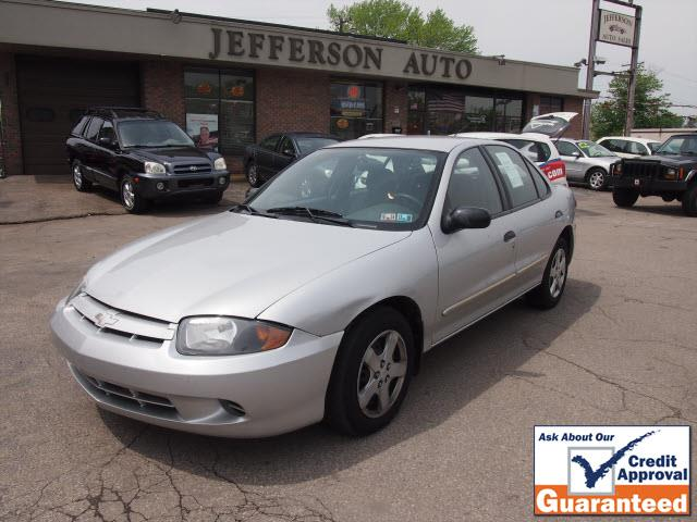 2004 Chevrolet Cavalier
