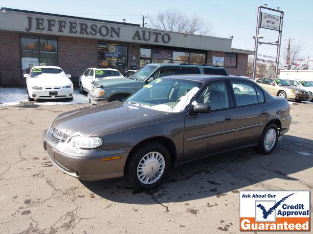 2002 Chevrolet Malibu