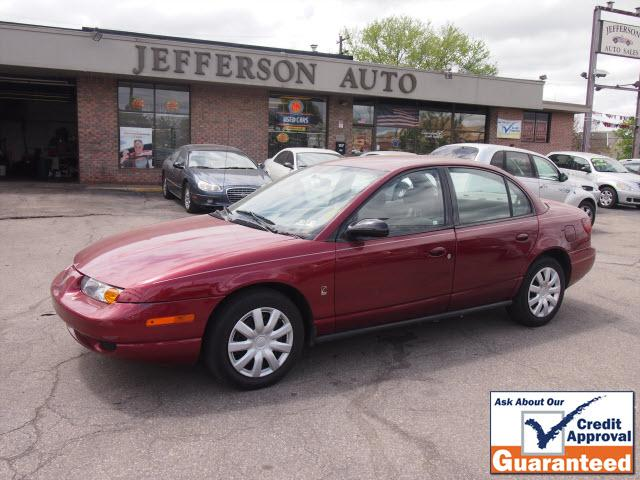 1999 Saturn S Series