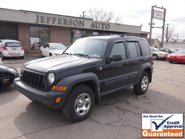 2007 Jeep Liberty