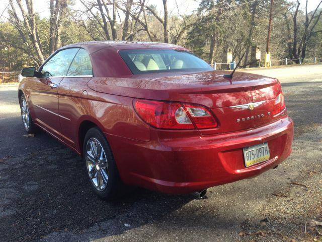 2008 Chrysler Sebring Convertible Limited - Canonsburg PA