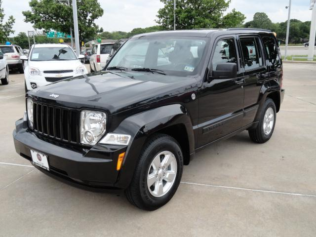 2011 JEEP LIBERTY SPORT 4WD black midnight jeep certified and backed by factory warranty 4x4 whee