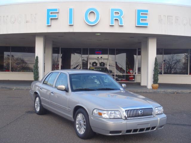 2010 Mercury Grand Marquis