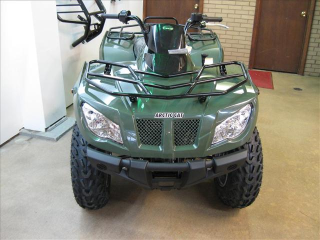 2013 Arctic Cat 400 ATV  4x4 - HOUSTON PA