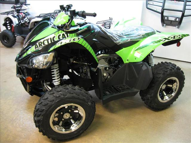 2013 Arctic Cat XC450  - HOUSTON PA