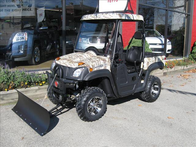 2012 XY Powersports Side by Side 4x4 - HOUSTON PA