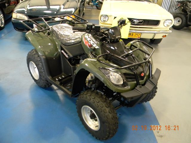 2012 KYMCO MXU 300 RWD ATV w/ reverse - VANCOUVER WA