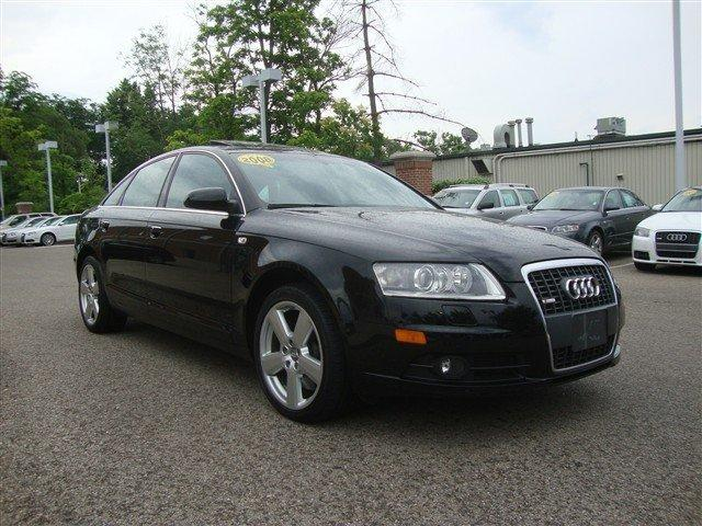 used 2008 audi a6 for sale 9678 montgomery rd cincinnati oh 45242 used cars for sale. Black Bedroom Furniture Sets. Home Design Ideas