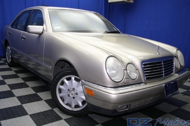 Mercedes benz e320 4matic awd sedan cheap used cars for for 1998 mercedes benz e320