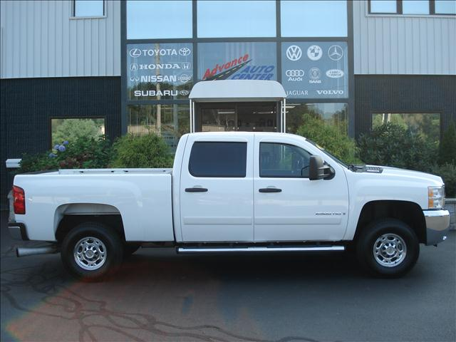 2008 Chevrolet Silverado 2500