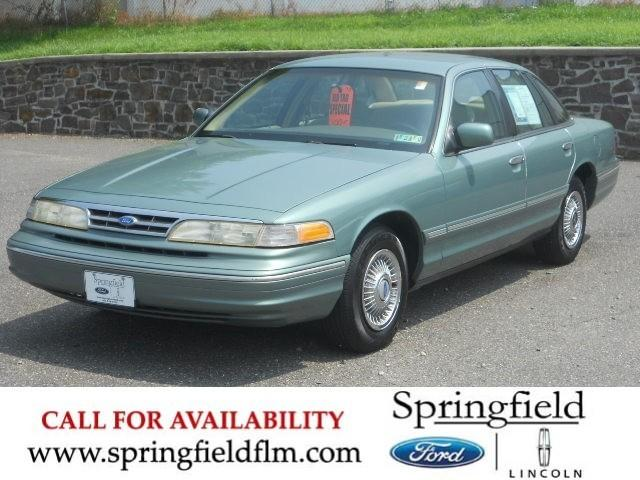 1997 Ford Crown Victoria 50