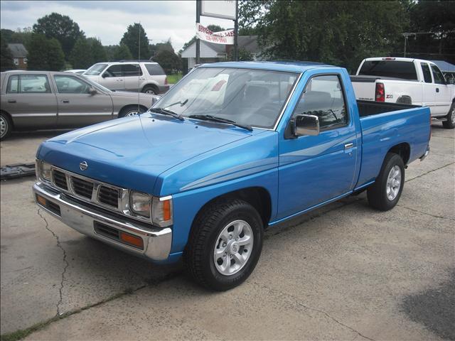 1997 nissan pickup base 4 cylinder blue 1n6sd11s4vc309363. Black Bedroom Furniture Sets. Home Design Ideas