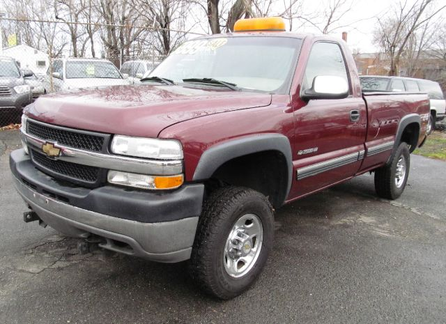 2002 Chevrolet Silverado 2500