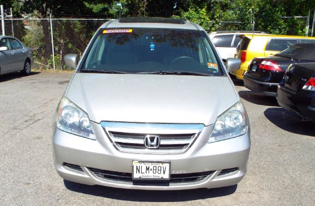 2005 Honda Odyssey