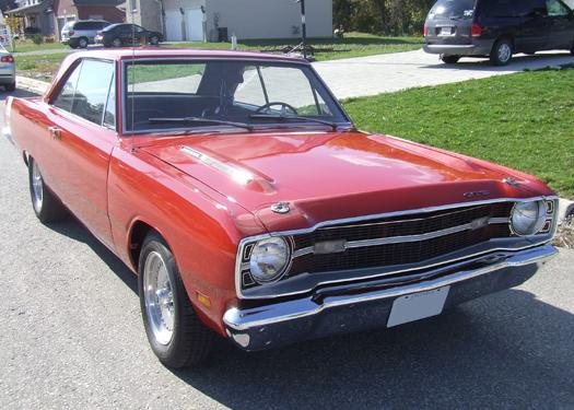1969 Dodge Dart GTS Clone for sale