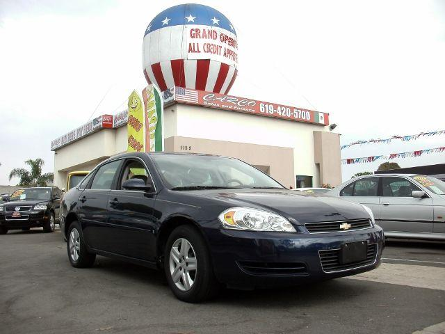 2008 Chevrolet Impala LS - CHULA VISTA CA