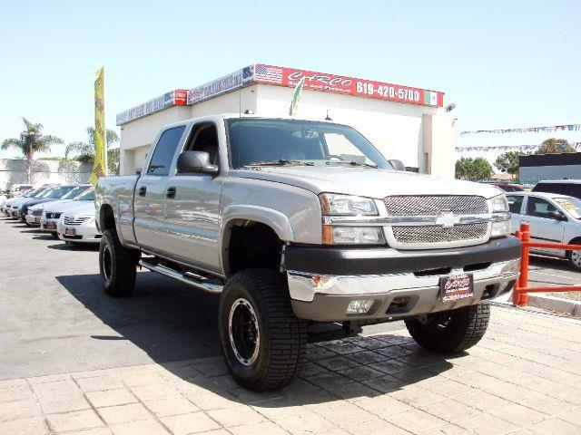 2004 Chevrolet Silverado 2500 LT - CHULA VISTA CA
