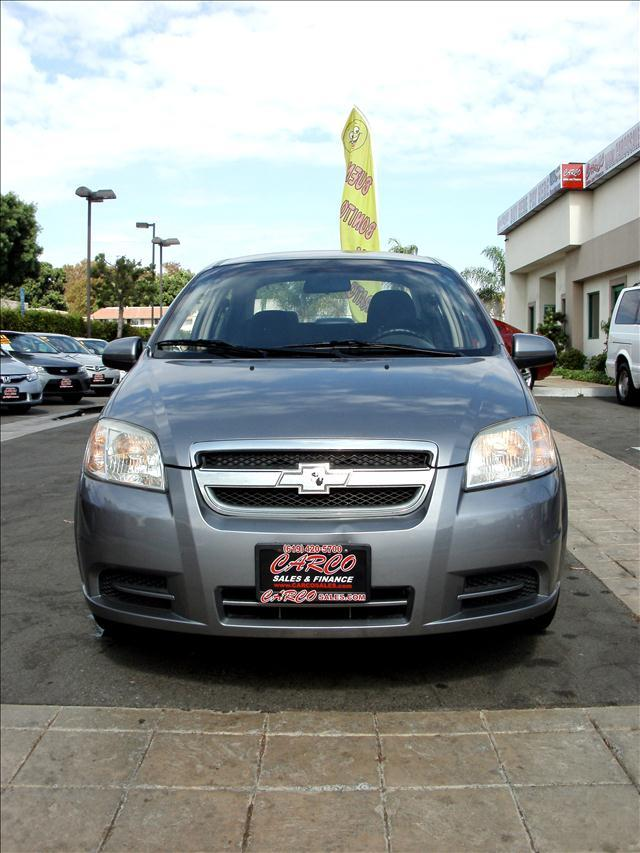 2009 Chevrolet Aveo Base - CHULA VISTA CA