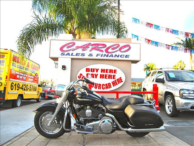 2007 HARLEY DAVIDSON ROADKING  - CHULA VISTA CA