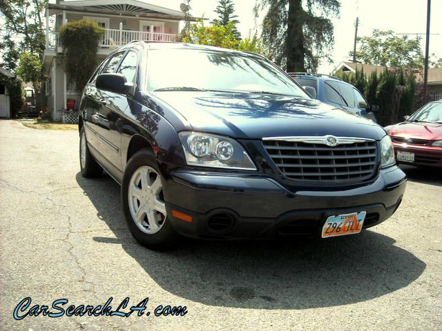 2006 CHRYSLER PACIFICA FWD blue private party special  2006 chrysler pacifica crossover  automat