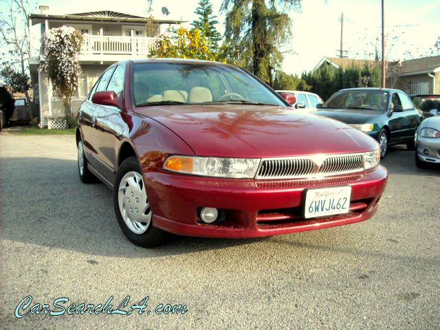 2001 MITSUBISHI GALANT ES burgundy private party special  2001 mistubishi gallant 4-door 4-cyli