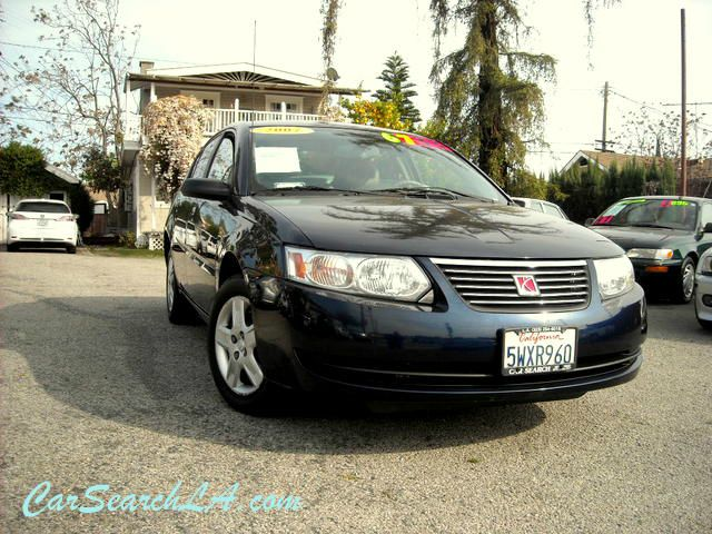 2007 SATURN ION 2 SEDAN AUTOMATIC blue clean title no accidents clean carfax  private party spe