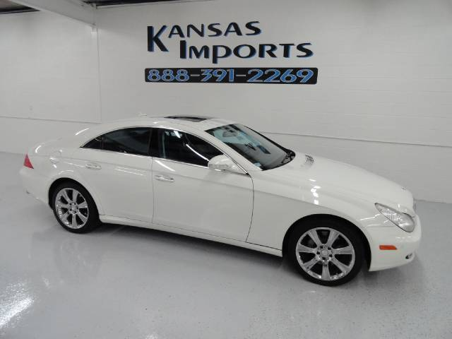 2008 mercedes benz cls class 421 ne u s hwy 24 topeka for Mercedes benz cls550 for sale by owner