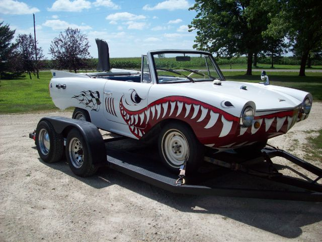 1963 Amphicar DWM Schimmwagen
